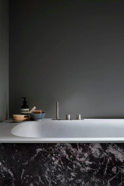 Vasca da bagno rettangolare in marmo r1 vasca da bagno - Vasca da bagno rettangolare ...