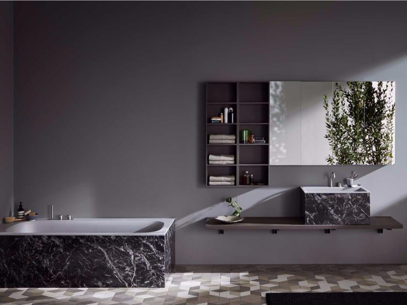 Vasca da bagno rettangolare in marmo r1 vasca da bagno - Bagno rettangolare ...