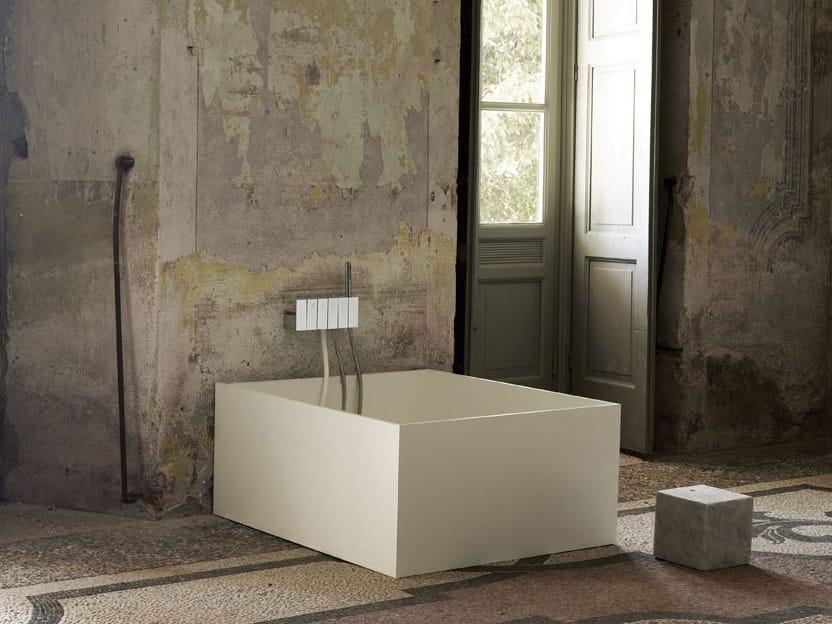 Rubinetto per vasca a muro con limitatore di temperatura HC | Rubinetto per vasca - FIMA Carlo Frattini