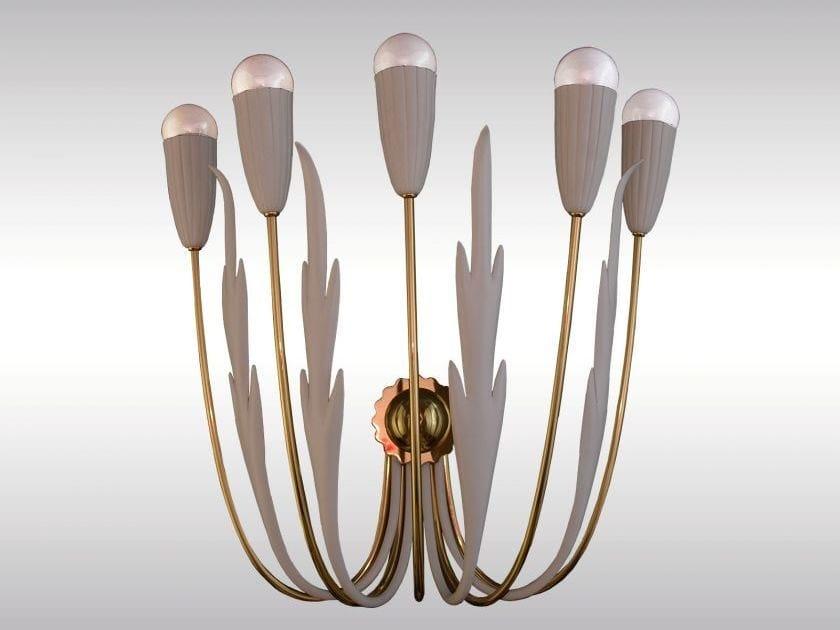Classic style wall lamp BAUERNBUND - Woka Lamps Vienna
