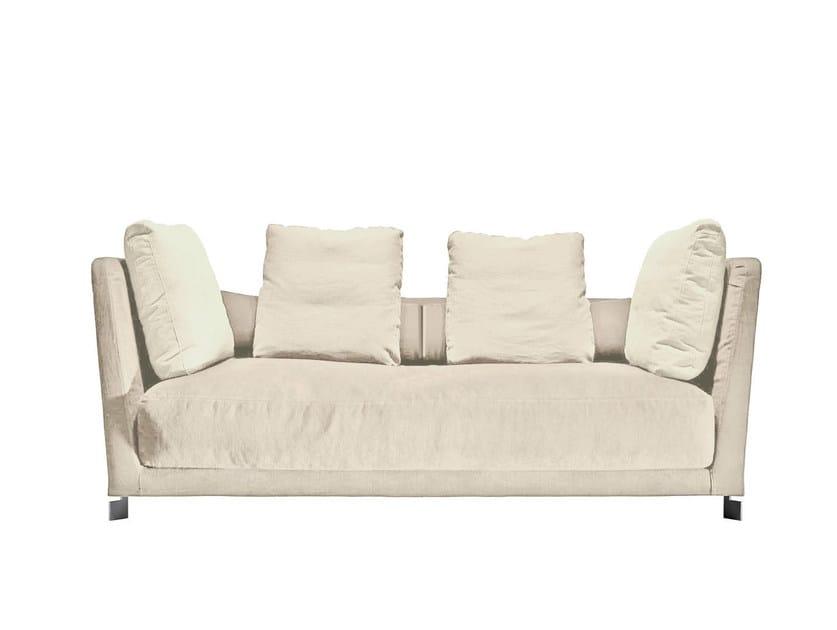 2 seater sofa BEDDA by Driade