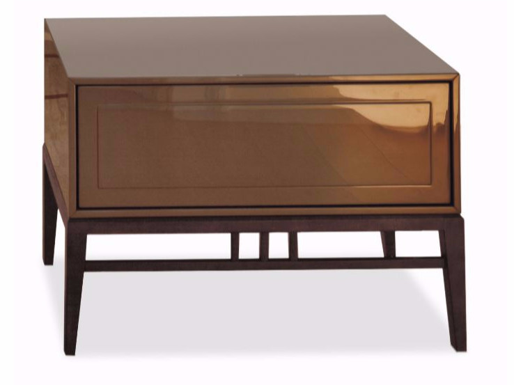 Oriental bedside table oriental collection by alivar for Japanese bedside table