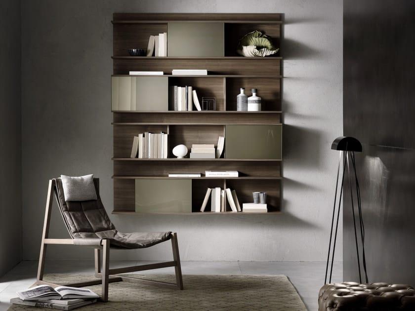 Open bookcase BERCHET - Pacini & Cappellini