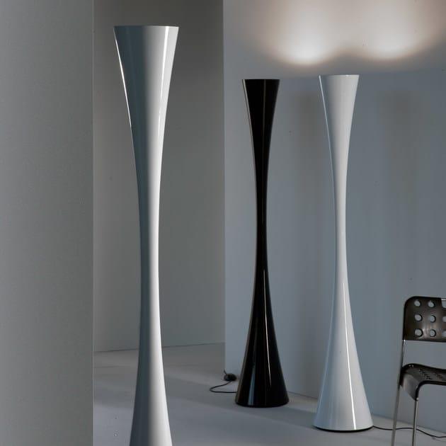 Indirect light floor lamp BICONICA - Martinelli Luce