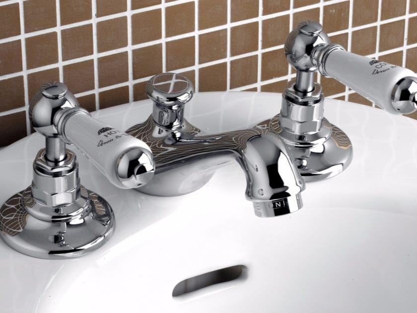3 hole countertop bidet tap DANDY | Bidet tap - Devon&Devon