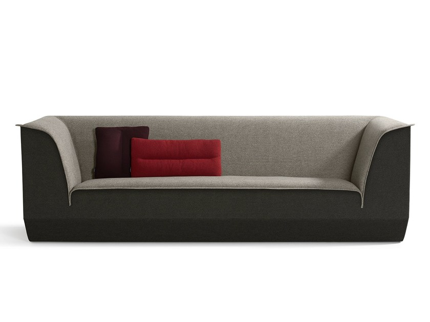 3 seater fabric sofa BIG ISLAND | 3 seater sofa - Artifort