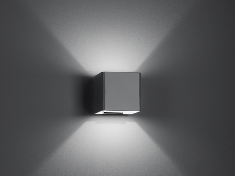 Metal wall lamp BIJOU | Wall lamp - Fabbian