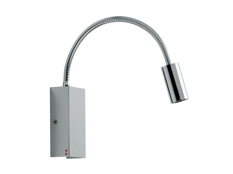 Wall light with swing arm BIJOU | Wall light with swing arm - Fabbian