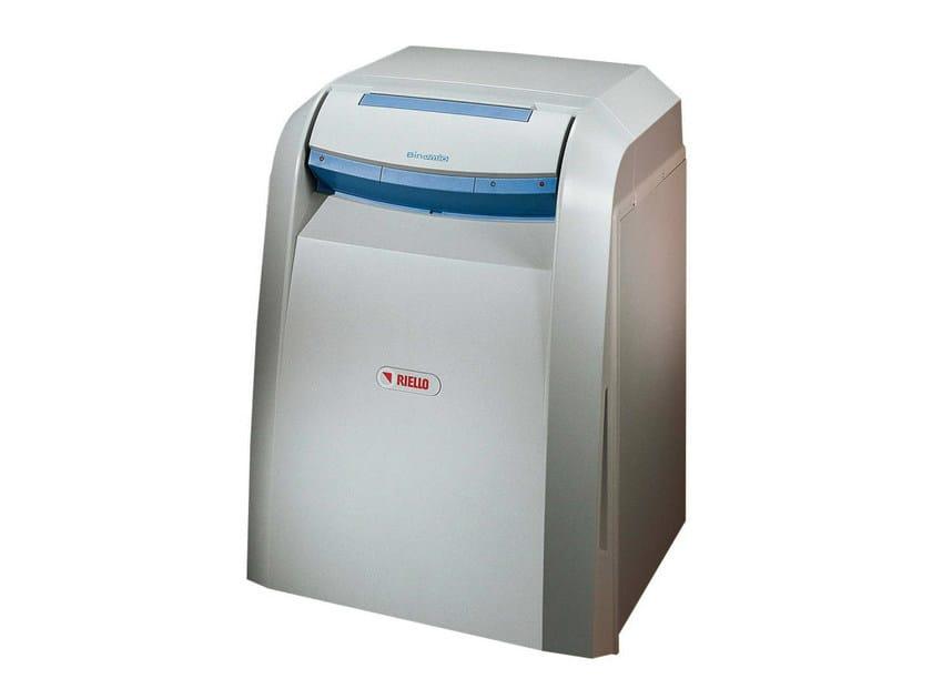Heating unit and burner BINOMIO RC N - RIELLO