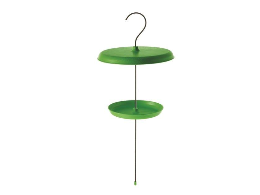 Polypropylene bird feeder BIRD TABLE - Magis