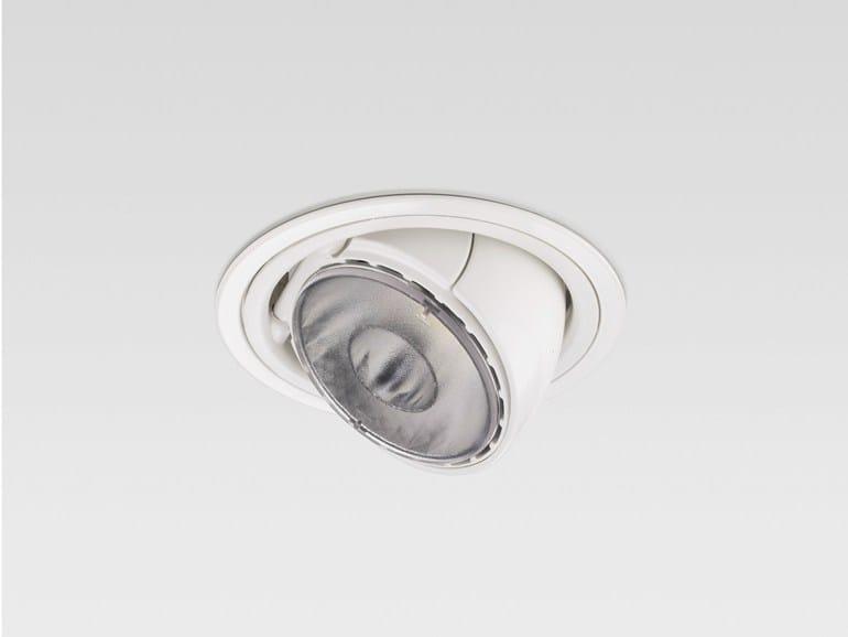 LED recessed spotlight BISIO LED Ø 138 - Reggiani Illuminazione