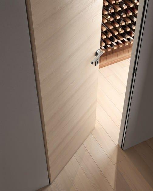 Porta a filo muro reversibile biverso garofoli - Finestre filo muro ...