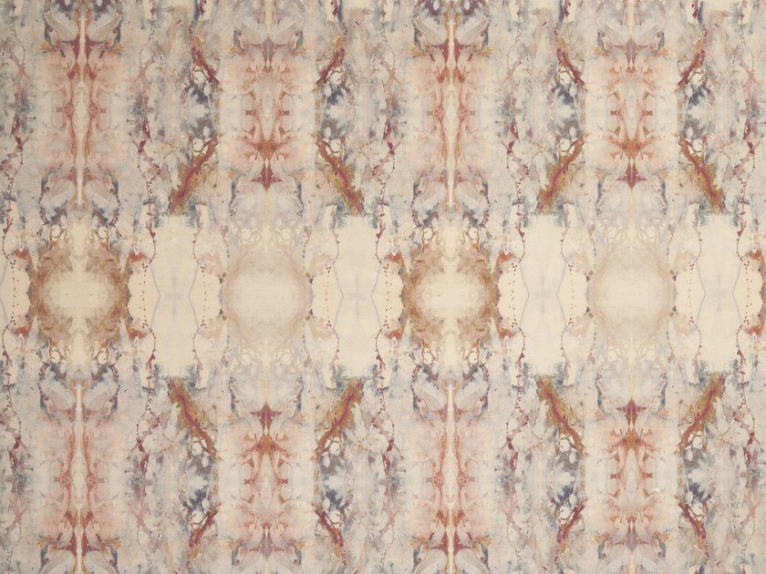 Velvet fabric BLOTTO | Fabric by 17 patterns