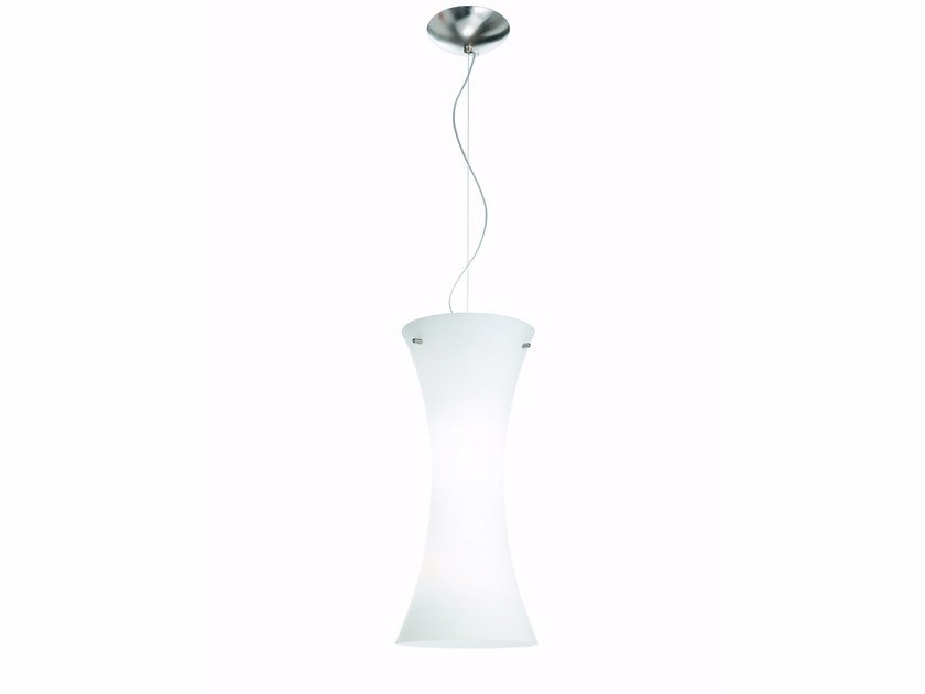 Blown glass pendant lamp SOPHIA | Blown glass pendant lamp - ROSSINI ILLUMINAZIONE