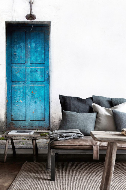 Wallpaper BLUE by Creativespace