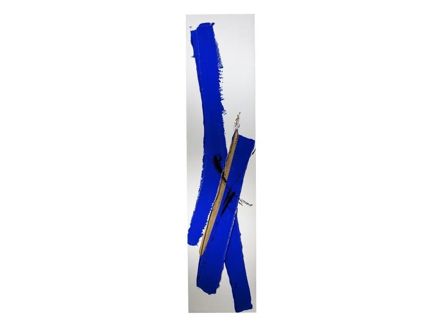 Low temperature Olycale® radiator BLUE GOLD - CINIER Radiateurs Contemporains