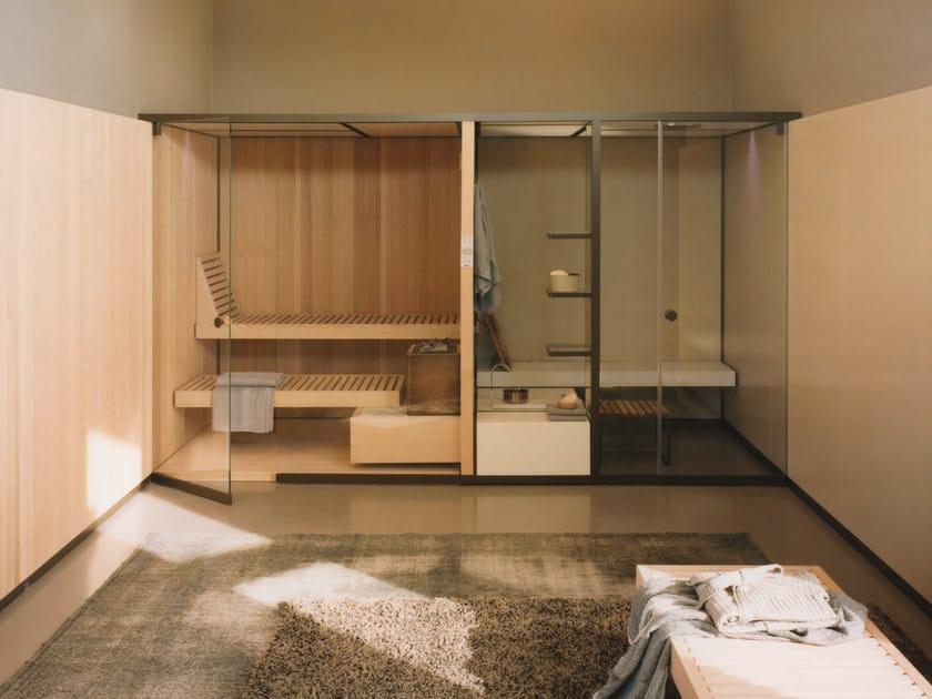 Sauna / turkish bath BODYLOVE SH by EFFEGIBI