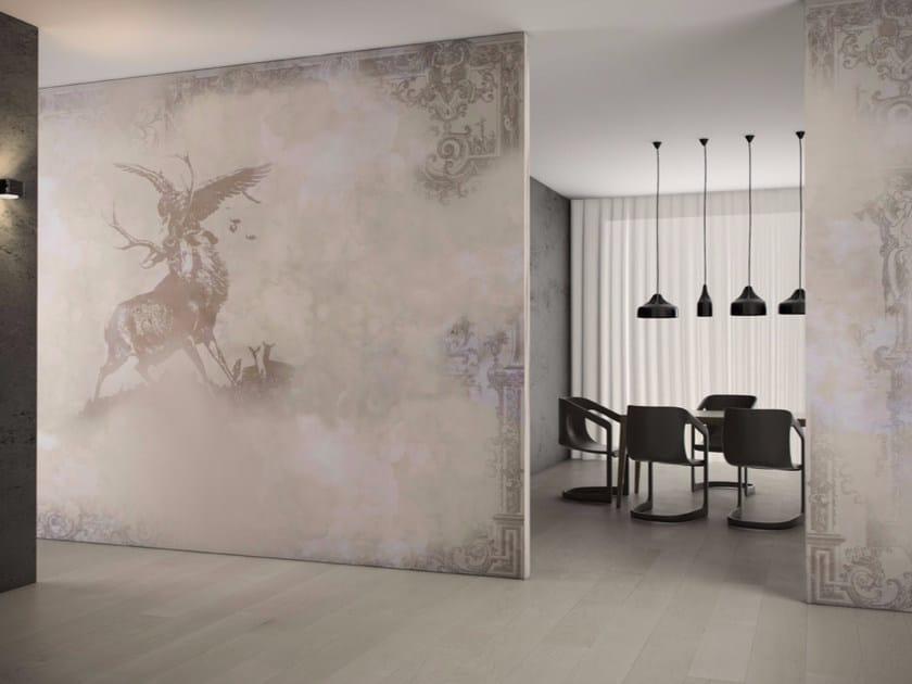 Motif vinyl wallpaper BOHEME - GLAMORA
