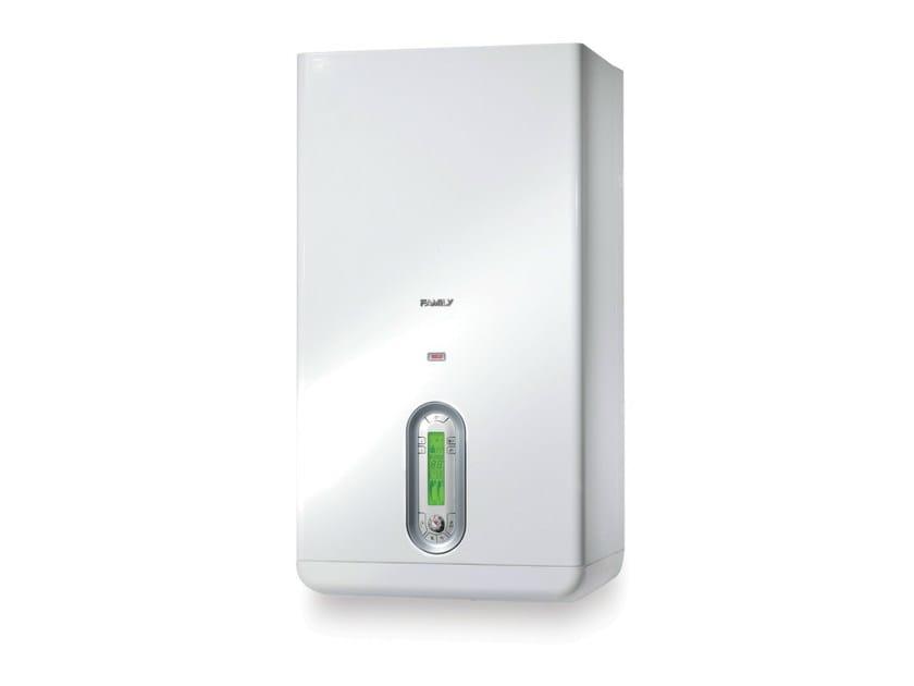 Wall-mounted condensation boiler FAMILY CONDENS - RIELLO