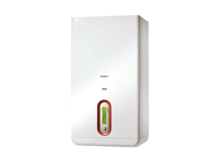 Wall-mounted condensation boiler FAMILY AR - RIELLO