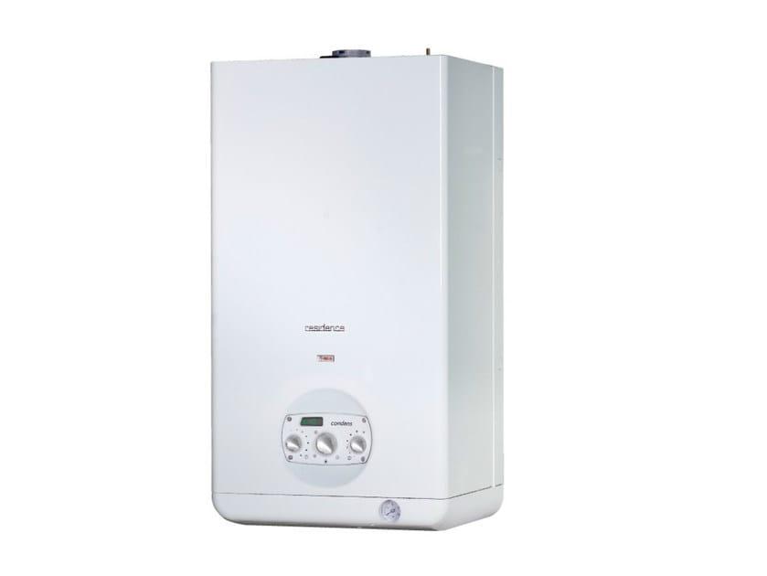 Wall-mounted condensation boiler RESIDENCE CONDENS - RIELLO