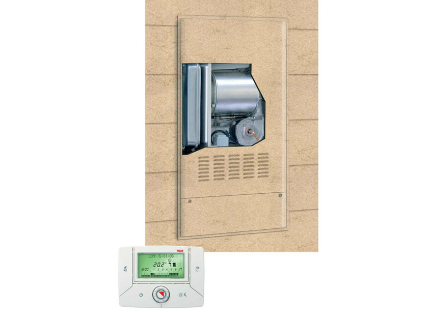 Built-in wall-mounted condensation boiler FAMILY IN CONDENS - RIELLO