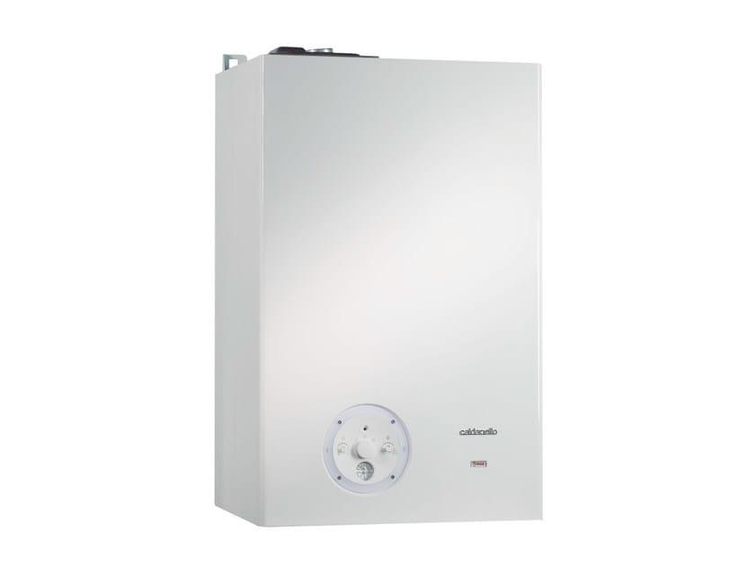 Wall-mounted metal boiler CALDARIELLO AQUA - RIELLO