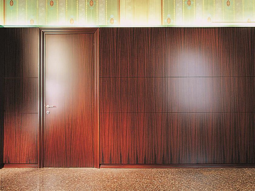 Wood veneer boiserie CENTURY | Boiserie by ARTOM by Ultom
