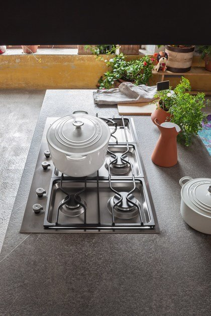 Cucina in legno bologna by callesella arredamenti - In cucina bologna ...