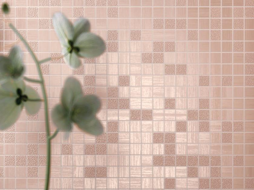 White-paste mosaic BON CHIC   Mosaic - Ceramiche Marca Corona