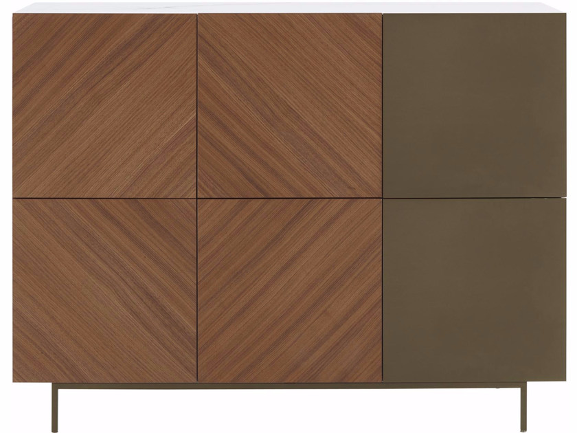 Sideboard with doors BOOK&LOOK | Sideboard by Ligne Roset