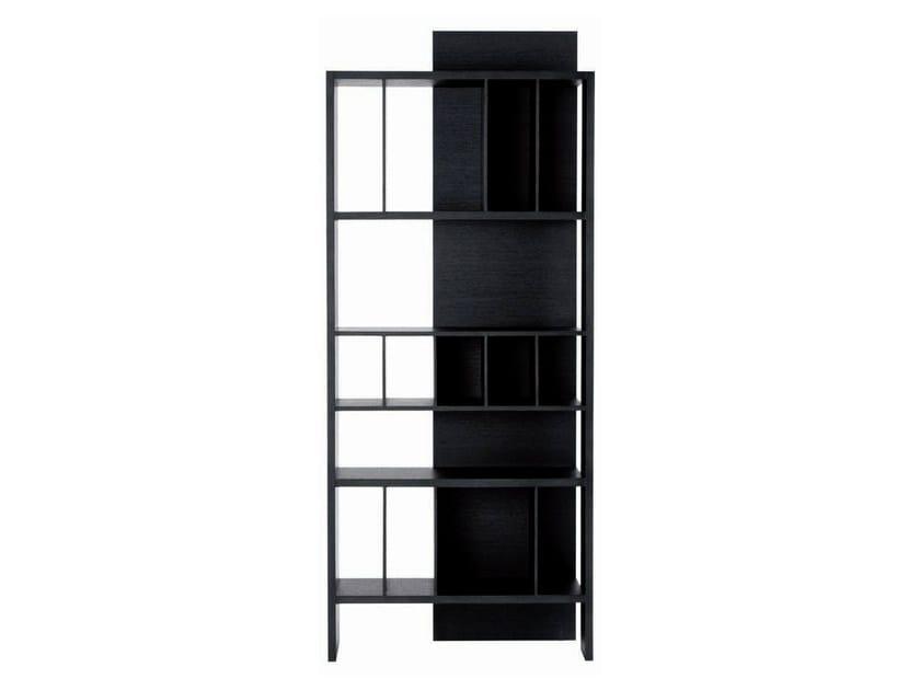Wooden bookcase EILEEN - Driade