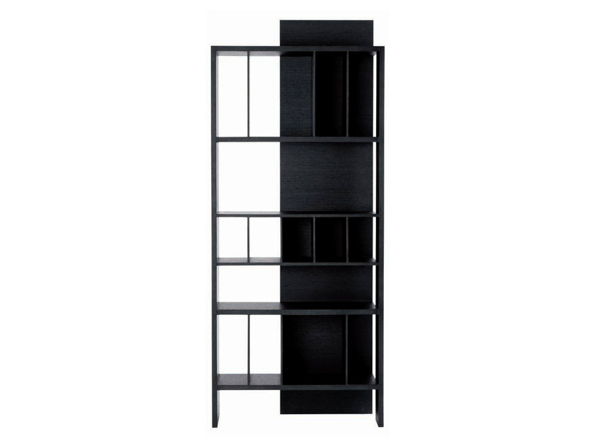 Wooden bookcase EILEEN by Driade