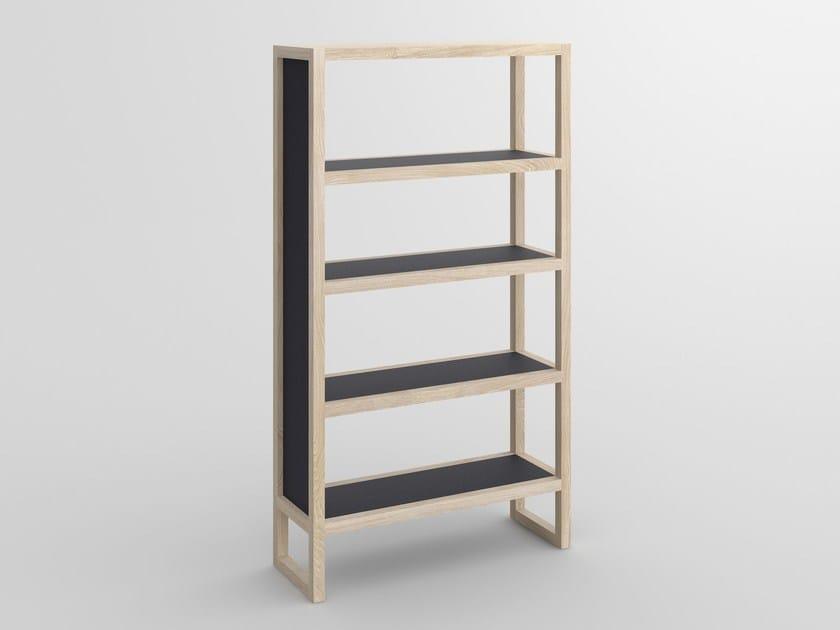 Open double-sided bookcase SENA | Bookcase - vitamin design