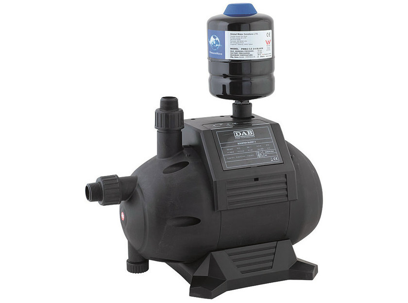 On/off automatic electronic booster system BOOSTER SILENT - Dab Pumps