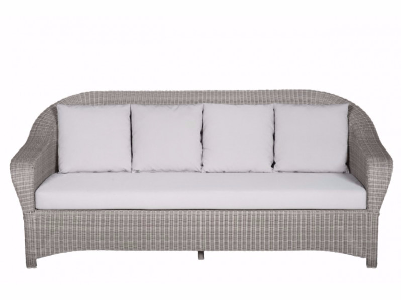 3 seater sofa BORNEO   3 seater sofa by Tectona