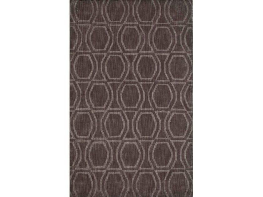 Wool rug BOW TILE - Jaipur Rugs