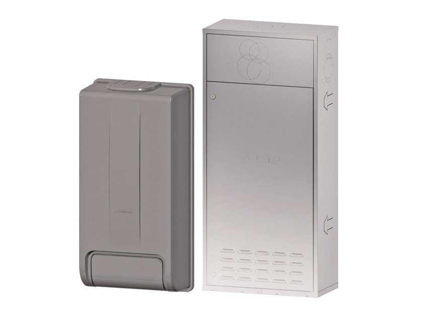 Wall-mounted outdoor condensation boiler BRAVA SLIM/ONE HE ERP - Sime