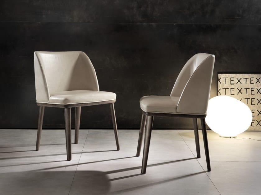 Upholstered easy chair BRENDA - Pacini & Cappellini
