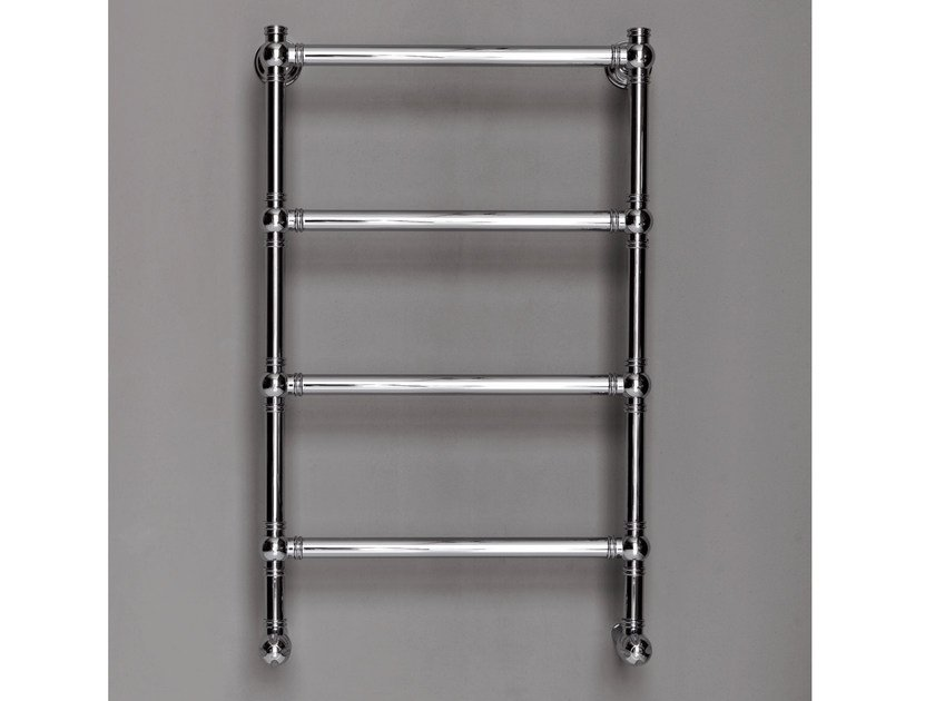 Chrome wall-mounted towel warmer BRENT 4 - BATH&BATH