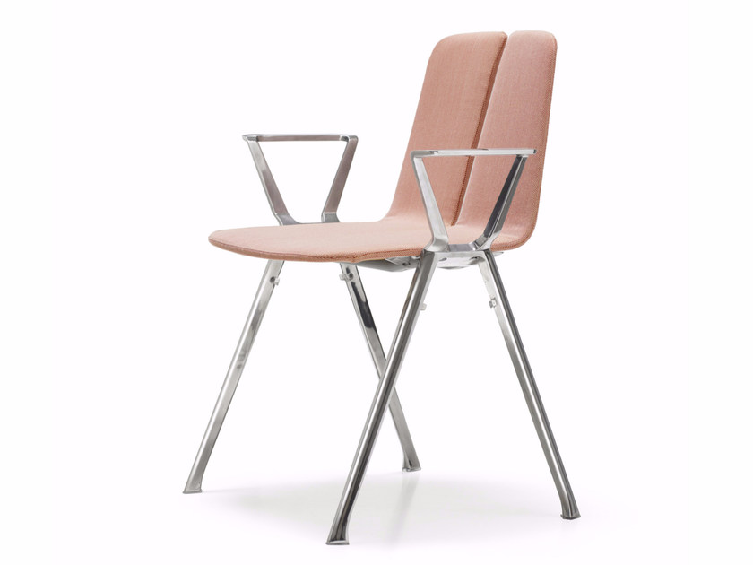 Chair with armrests BRIDGE | Chair with armrests by Quinti Sedute