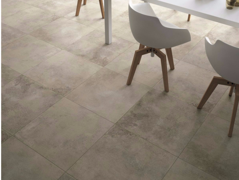 Porcelain stoneware flooring BROWN - GranitiFiandre