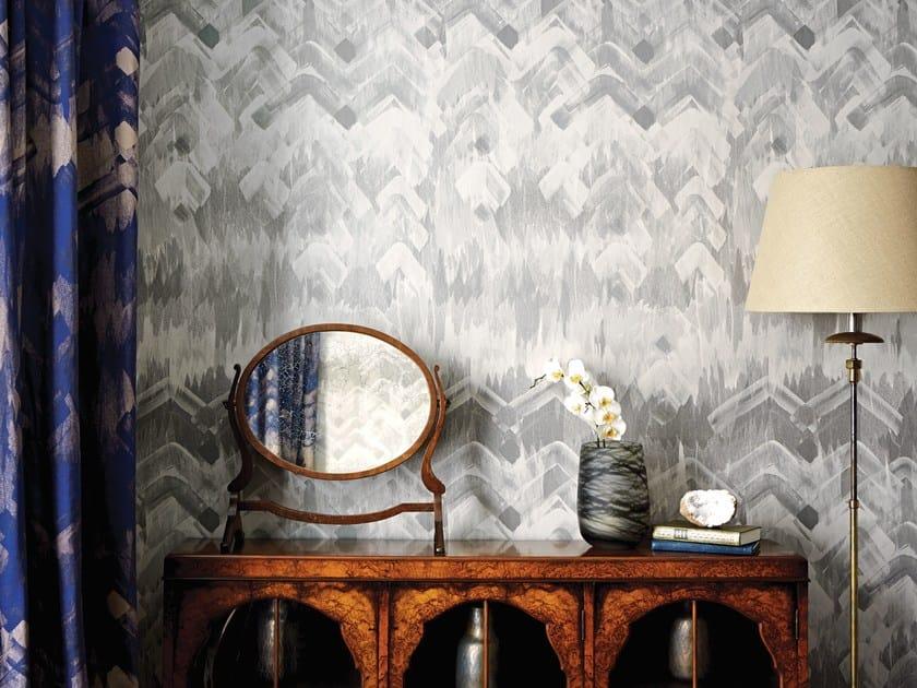 Motif nonwoven wallpaper BRUSHED HERRINGBONE - 17 patterns