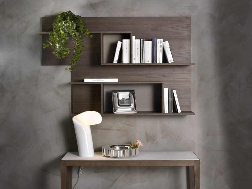 Open bookcase BUNCH - Pacini & Cappellini
