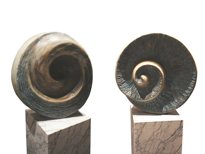 Fiberglass sculpture BÚZIO K1461 - Karpa