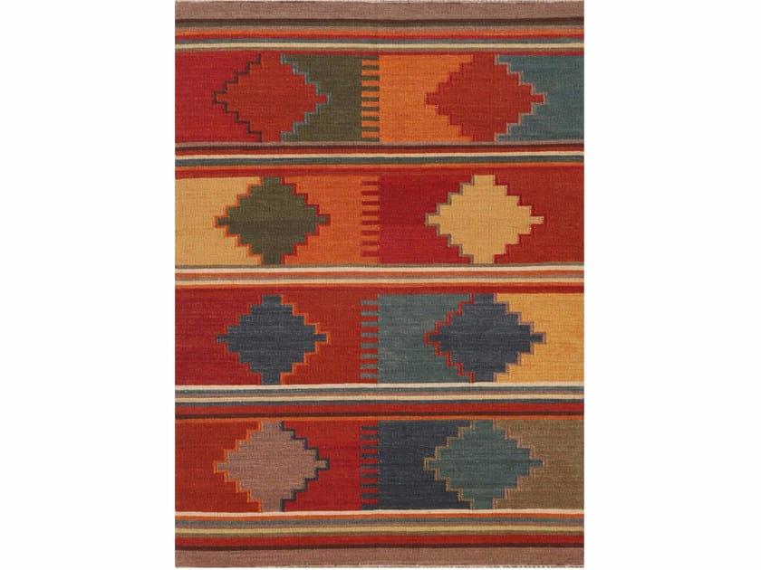 Rug with geometric shapes BYZANTIUM - Jaipur Rugs
