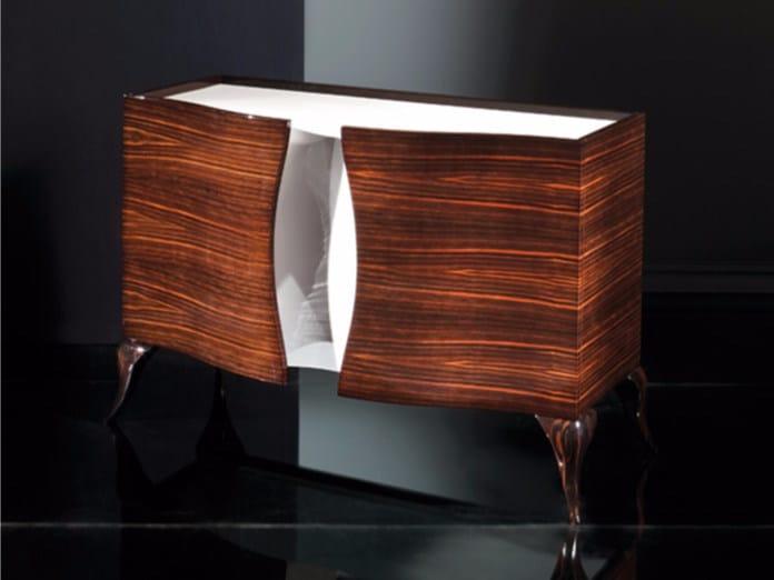 Wood veneer dresser C122 | Dresser - Rozzoni Mobili d'Arte