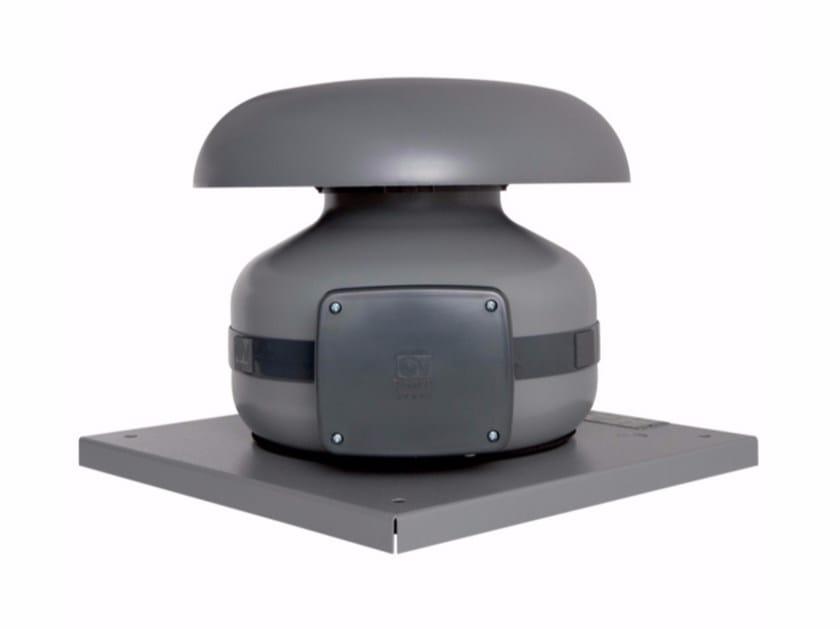 Centrifugal roof fan CA 250 MD E RF - Vortice Elettrosociali