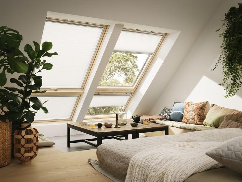 Balcone finestra con apertura a vasistas cabrio by velux for Velux finestre balcone