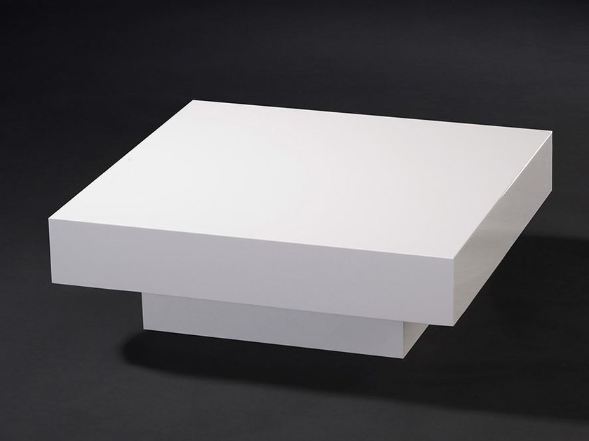 Low square coffee table for living room CADEAU | Coffee table by VGnewtrend